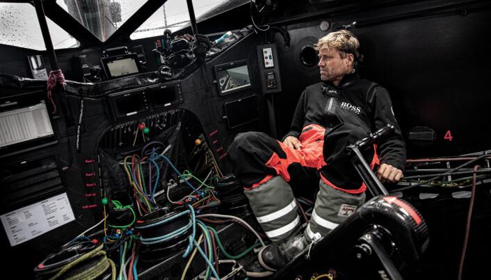 STØTTER: Alex Thomson mener at den nye regattaen er hva seilerne ønsker.