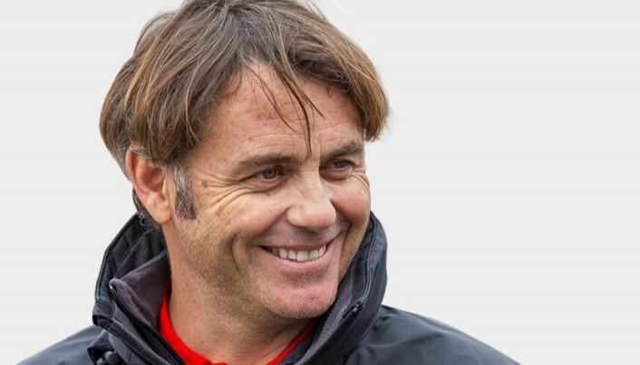 LEDER: Yannicke Beathaven har gode vinnesjanser. Han har erfaring fra MiniTransat og Class 40.