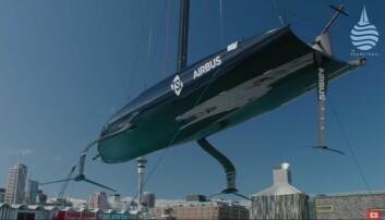 «American Magic» New York Yacht Club