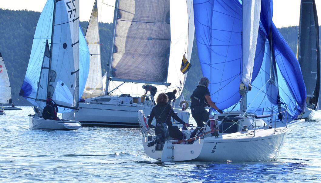 INTERESSE: Det er økt interesse for seiling og båtliv, og etterspørselen etter båter er stor.