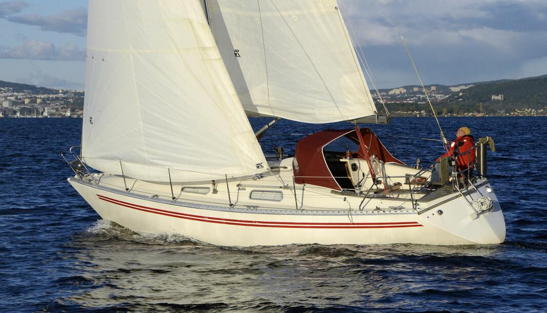 ARKIVBILDE: Selv om båten er solgt slik den er, har selger opplysningsplikt.