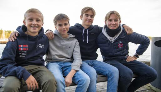 Seil-Norges kommende stjerner