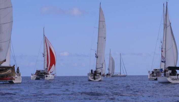 Norge topper deltagerlisten i ARC+