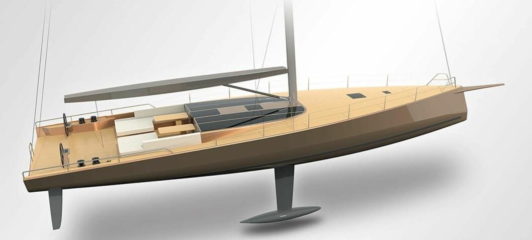 Baltic Yachts tenker grønt