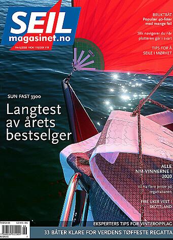 Her finner du artiklene i forrige nummer av SEILmagasinet