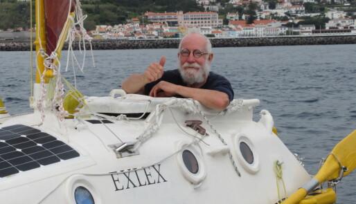 Yrvind: Bærekraft er enkle vaner og enkel båt