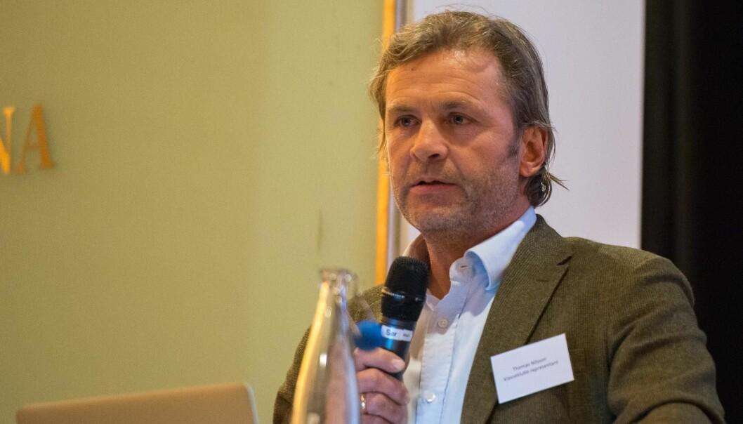 INN I ORC-STYRET: Thomas Nilsson er valgt inn som en av syv i styret til Offshore Racing Council.