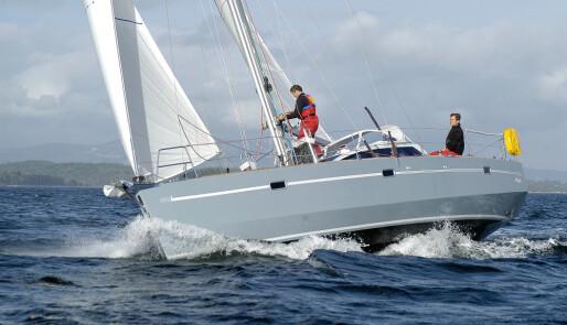 Fransk seilåpning