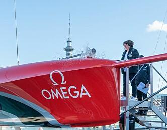 Båten som må slås for å vinne America's Cup