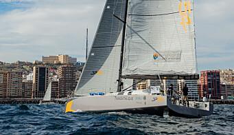 ARC-start uten norske båter