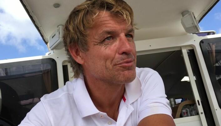 Knut Frostad tror på tomanns seilas