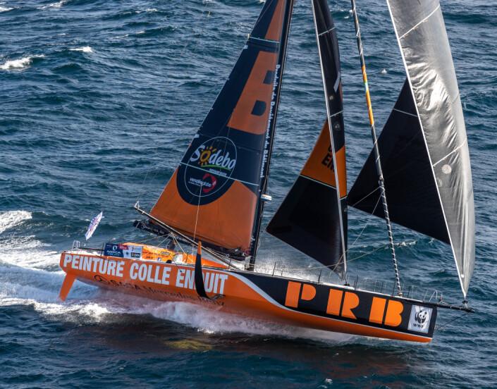 PRB: Escoffier er en av regattaens favoritter