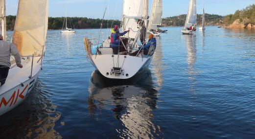 Halvtonnere dominerer MK-båt Cup i Sarpsborg
