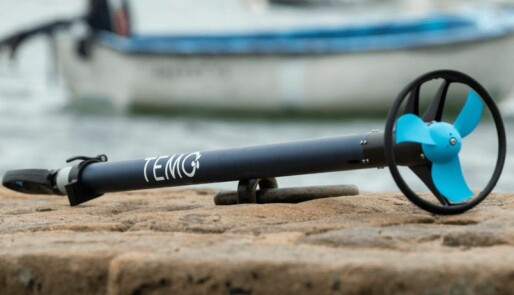 TEMO 450: El-motoren vant gjev pris