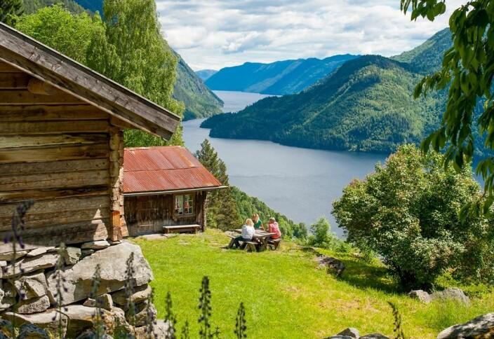 CHARTER: Canal Boats tilbyr en ny form for båtliv i Telemark.