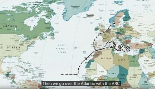 Vant ARC+, men Stillehavet er satt på vent