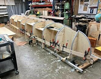 Yrvind bygger ny båt