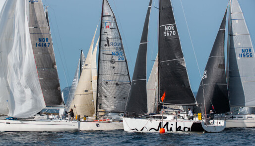 Bærum-seilerne topper før sesongstart