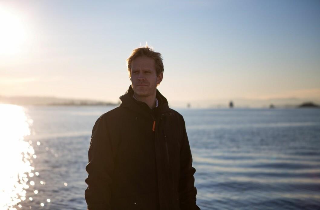 TIDLIGERE OL-SEILER: Petter Mørland Pedersen står bak Lift Ocean