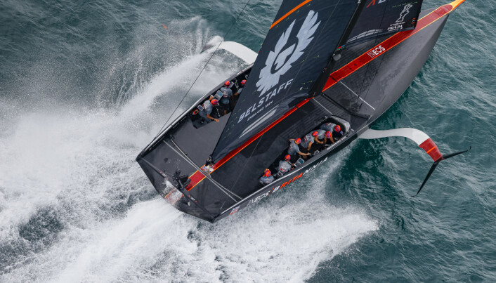 Auckland (NZL) 36th America's Cup presented by Prada PRADA Cup 2021 - Finale: 2 Ineos Team UK