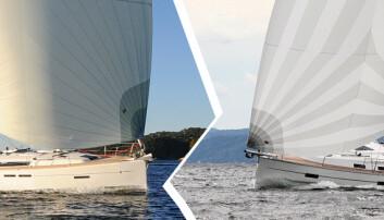 Test fra arkivet: Bavaria Cruiser mot Sun Odyssey 409