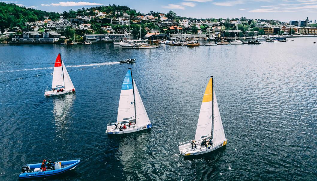 SANDEFJORD: 29. mai går første runde av Norsk Seilsportsliga 2021 – og det skjer i Sandefjord.