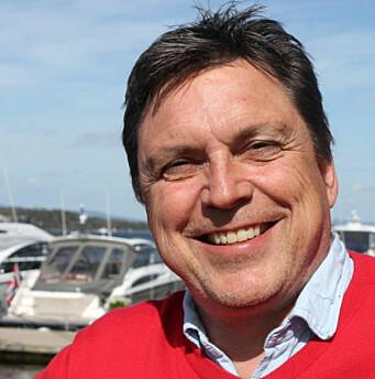 INITIATIVTAKER: Morten Gjeruldsen har samlet bransje og politikere for å stikke ut kurs for morgendagens båtliv. Det skjer i Vollen 27.-29. august.