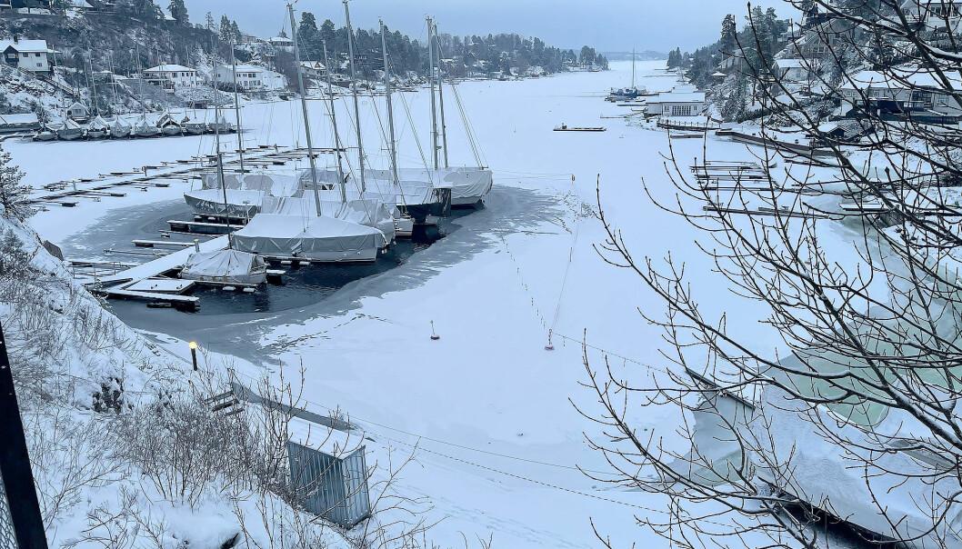 QUIZ: Hvor mye kan du om å ta vare på båten din på vinteren?