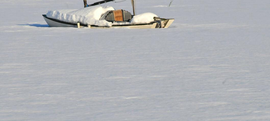 Ekspertens råd om skroggjennomføring i vinterkulda