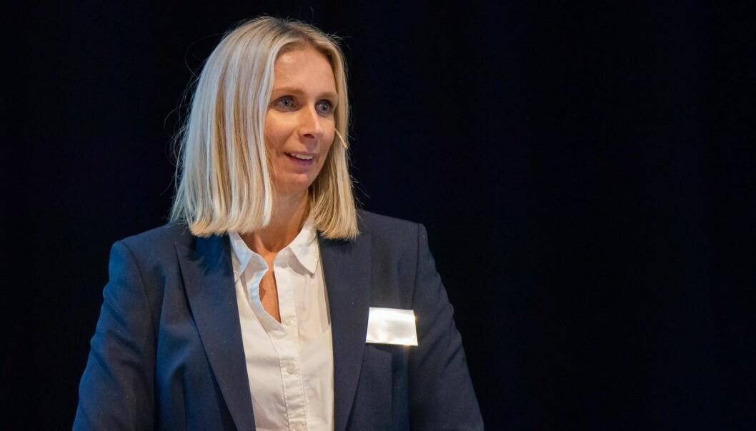 NY PRESIDENT? Guro Steine fra Drøbaksund er foreslått som ny president i Norges Seilforbund.