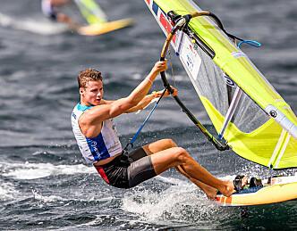Endre Funnemark satser på OL-plass