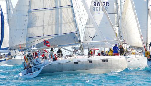 «Nora Simrad» seiler videre med nye eiere