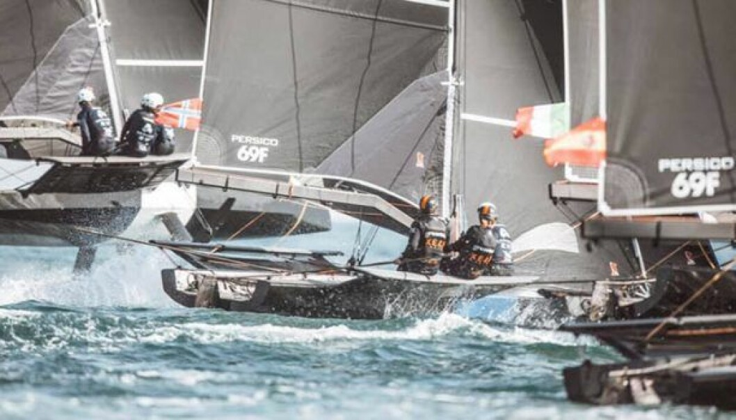 Youth Foiling Gold Cup