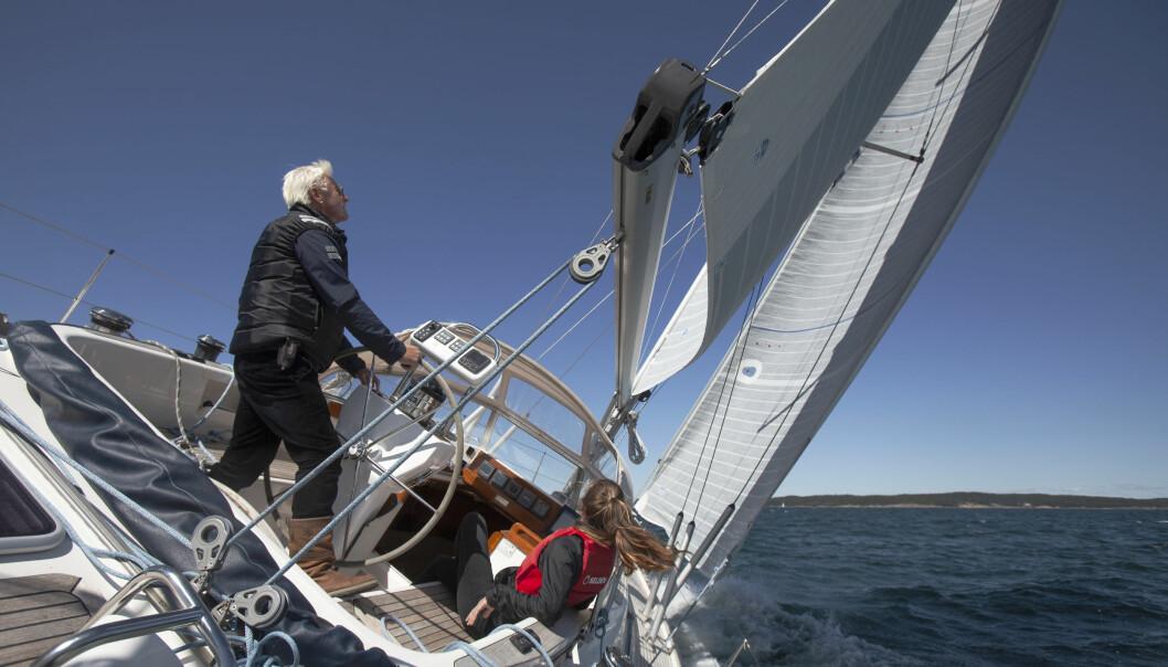 Enklere seiling med ny teknologi fra Seldén