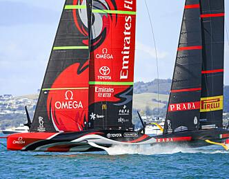Stikker Emirates New Zealand fra?