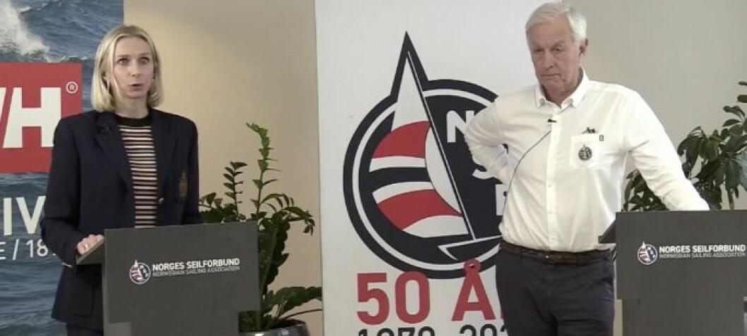Guro Steine ny NSF president