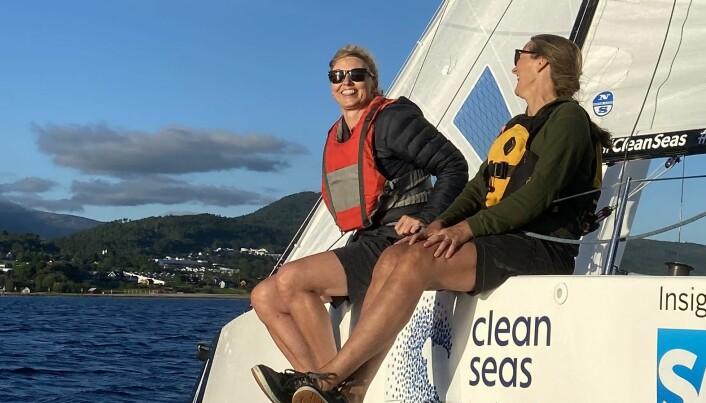 Sol og seilerglede i Molde