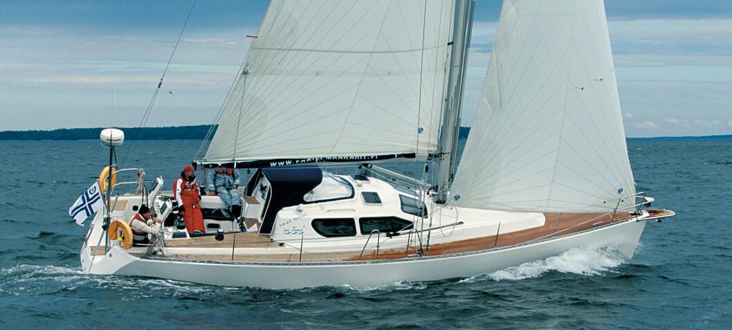 Langferdsbåten con amore