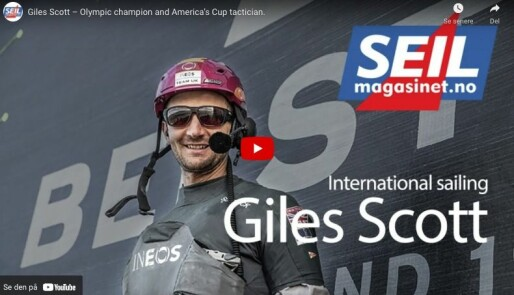 OL mester og America's Cup taktiker