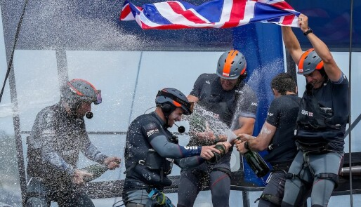 Revansje for Ben Ainslie