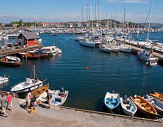 QUIZ: Hvor godt kjenner du gjestehavner langs kysten? Click to add title