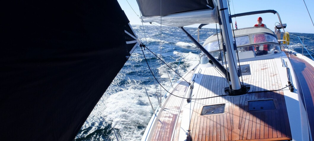 Havet lokker en Covid-19 seiler