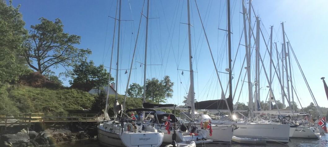 Ryfylke og Sunnhordland er et paradis for ferieseiling