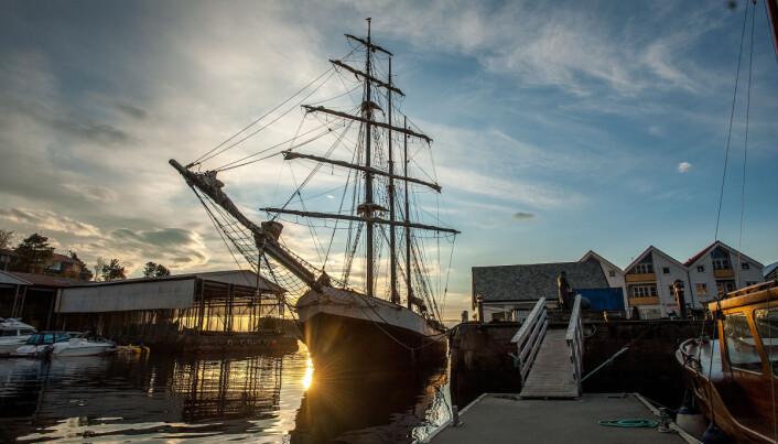 Havna – på tur langs norskekysten
