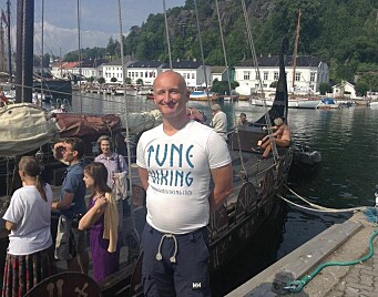 Vil bygge vikingskip i Oslo