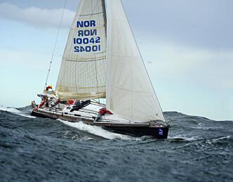 Tallene som avslører båtens egenskaper