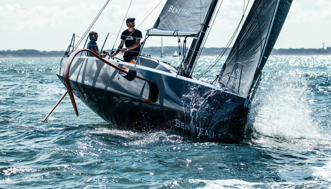 SHORTHANDED: Hele verden vil seile på havet, og denne typen seiling kan gjøre seg bra for TV.