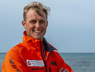 To sterke 3. plasser av norske ILCA seilere på åpningsdagen