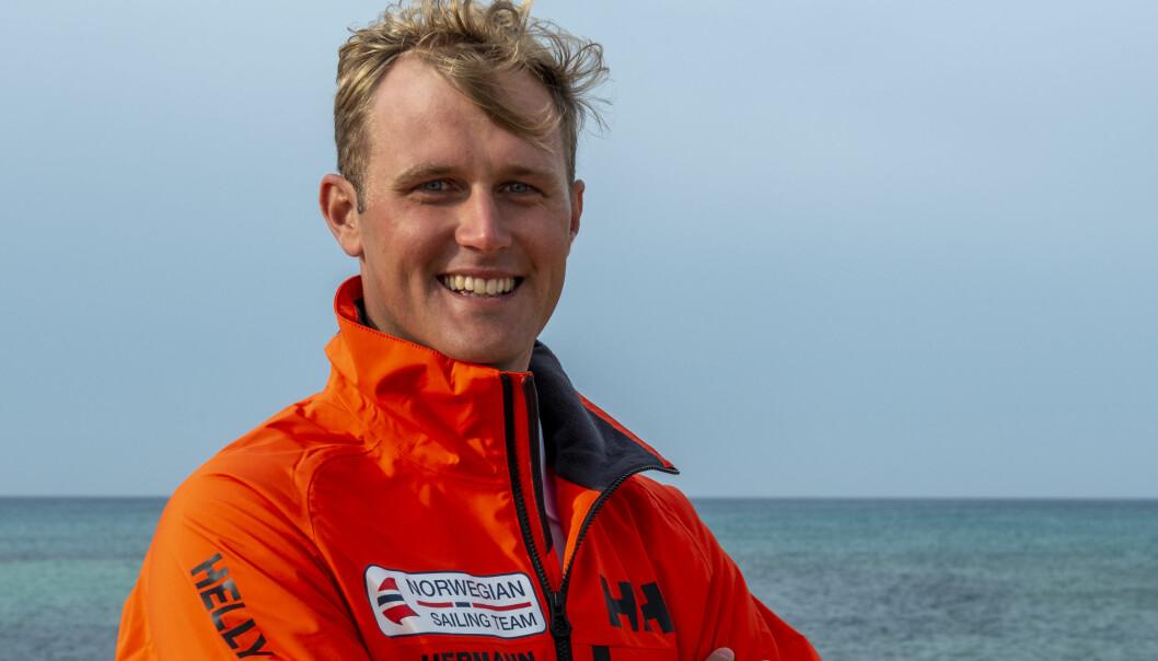 Hermann Tomasgaard imponerte på Sagami Bay