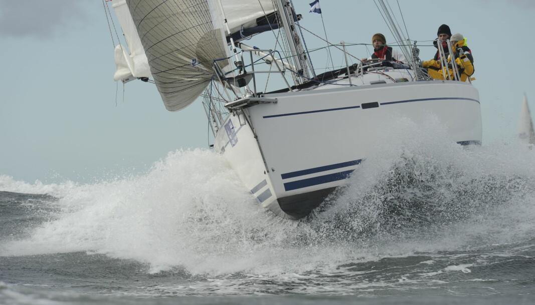 TALL: Båtens spesifikasjoner avslører dens egenskaper.